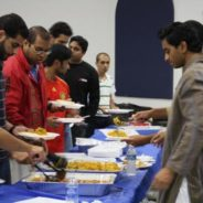 Brothers' Welcome Back Potluck!
