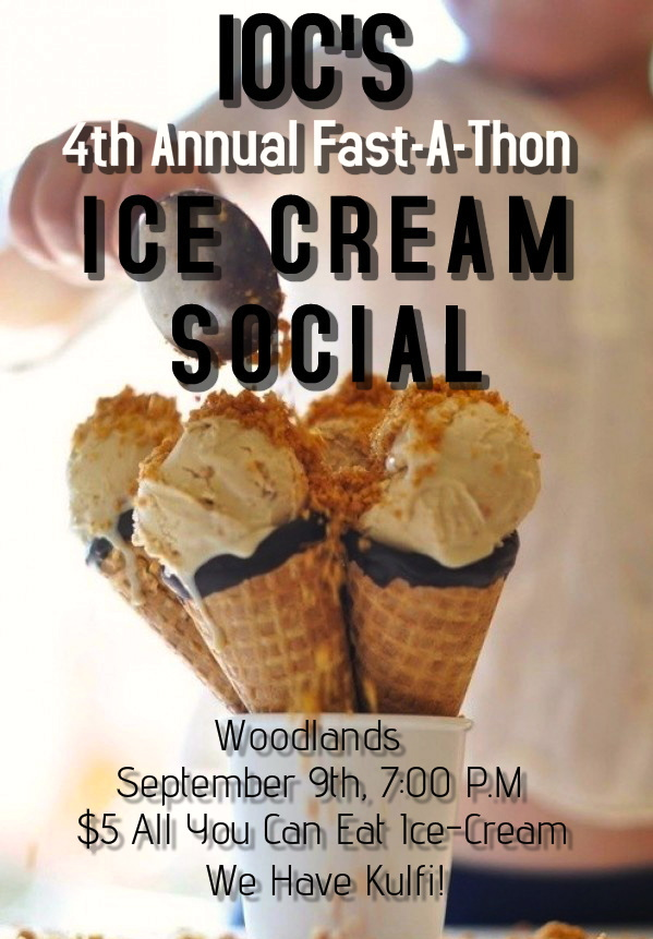 4th Annual FAT Ice Cream Social