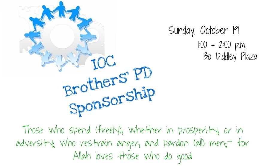 IOC Brothers' PD Sponsorship